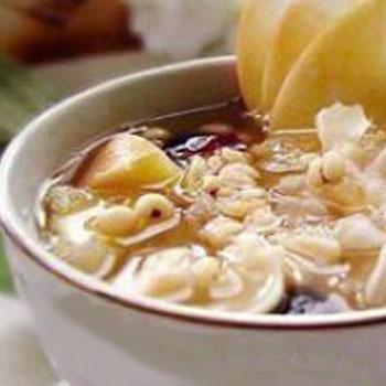 蓮子百合湯