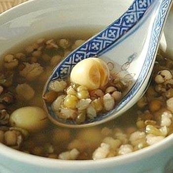 薏米蓮子湯