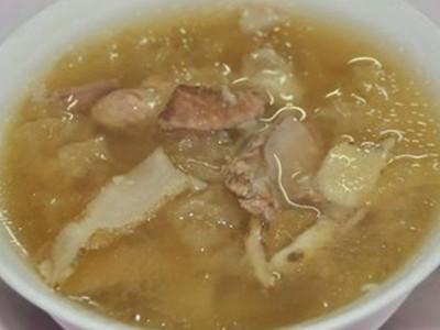 百合玉竹響螺乾湯