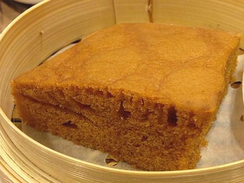 黑糖馬拉糕