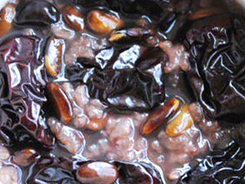 黑豆麥米糖水