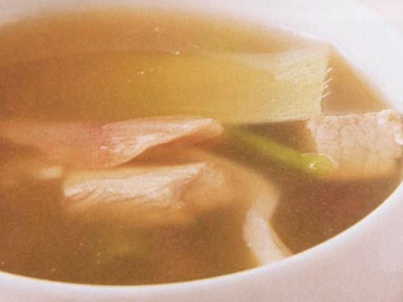 淮山健脾湯