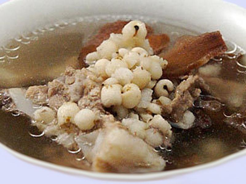 赤小豆扁豆豬骨湯