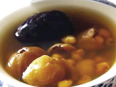 靈芝五味桂圓湯