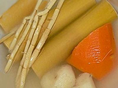 馬蹄竹蔗茅根水